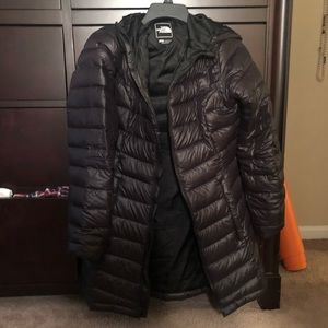 North Face Parka Medium